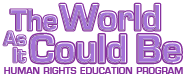 The World as it Could Be Logo
