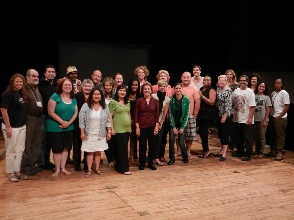 Participants in Minneapolis Institute