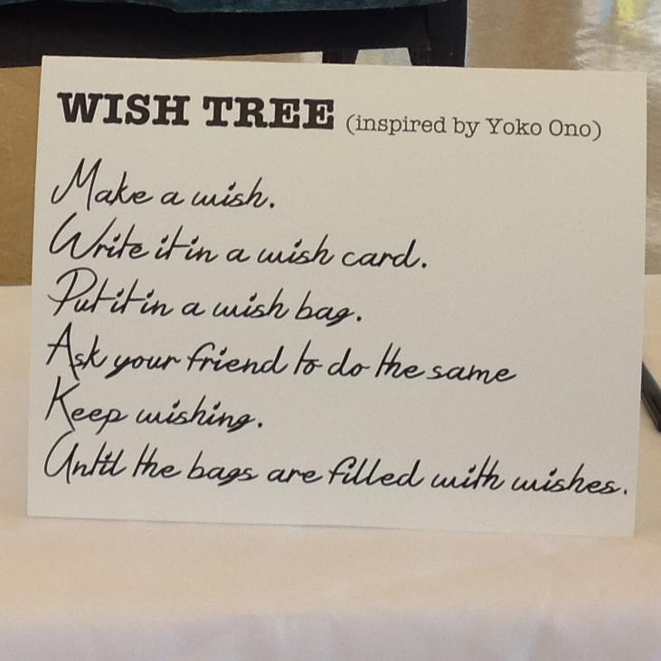 wish tree instructions