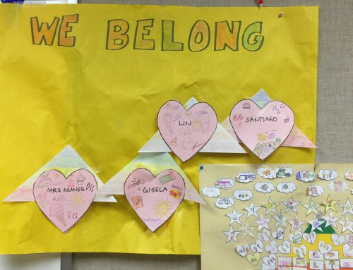 High School Teacher Uses UDHR to Enrich English Learners Class