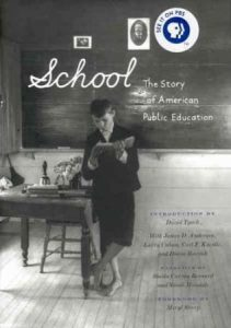 cover art for School documentary DVD