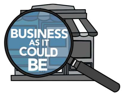 Business As It Could Be logo