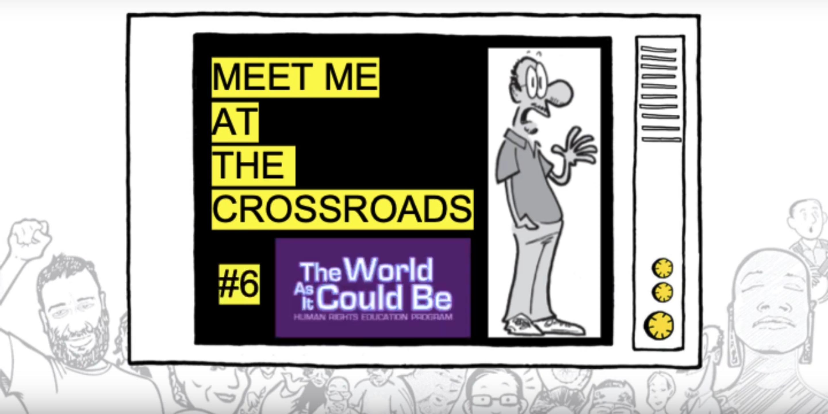 Meet Me At The Crossroads Features TWAICB